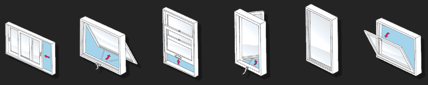 Window Frame Style